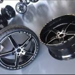 Pro drag wheels for street and track racing cars